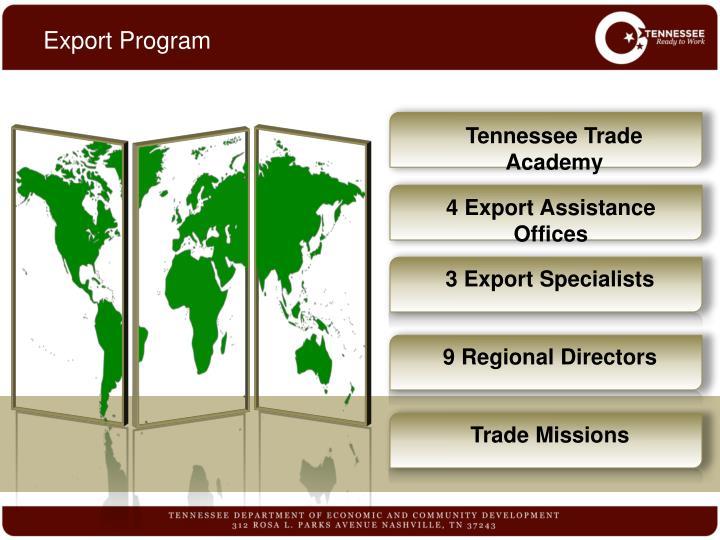 Export Program