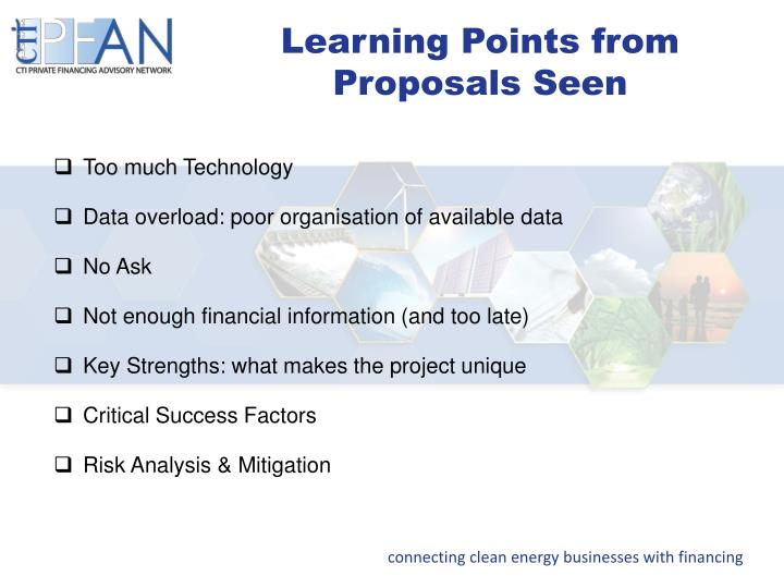 Learning Points from Proposals Seen