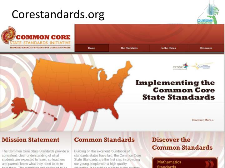 Corestandards.org