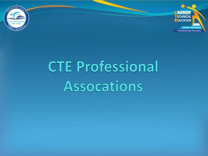 CTE Professional