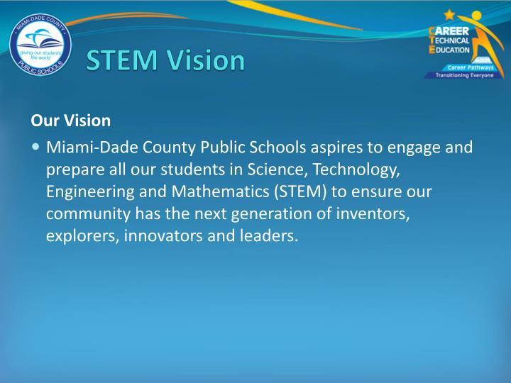 STEM Vision
