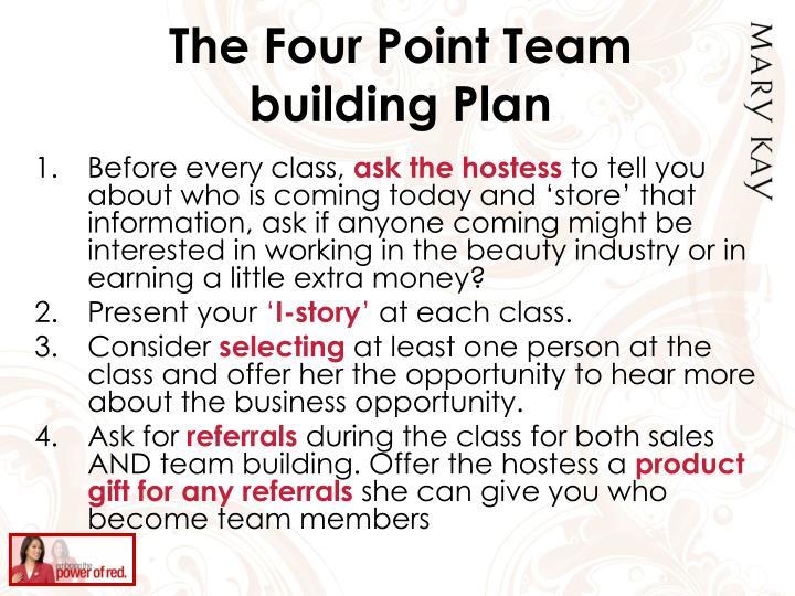 The Four Point Team