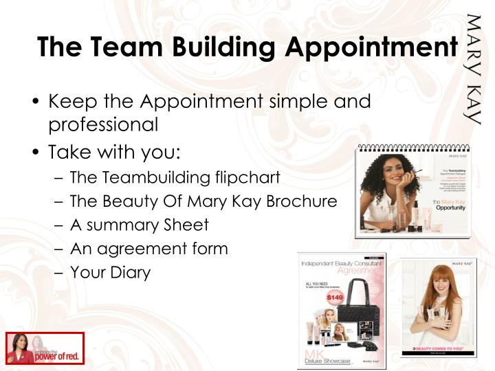 The Team Building Appointment