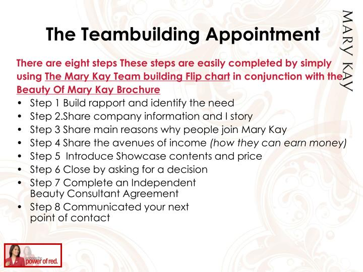 The Teambuilding Appointment