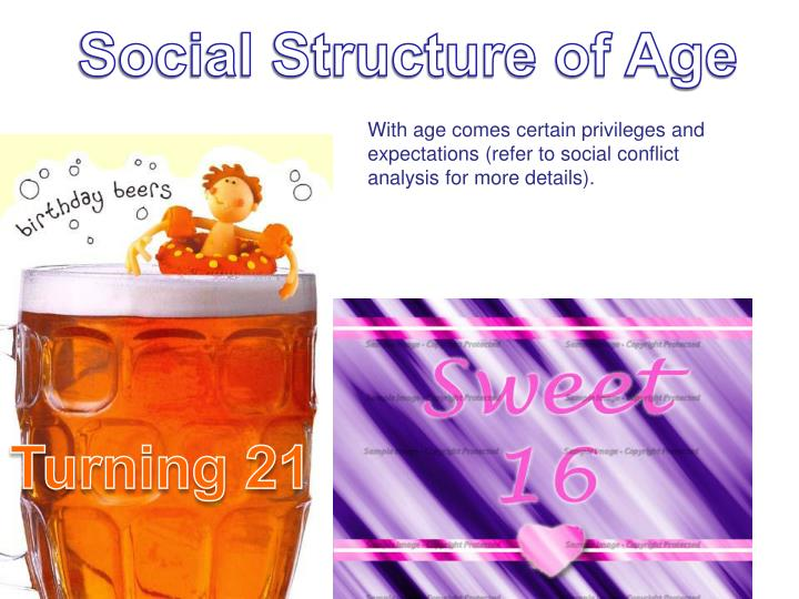Social Structure of Age