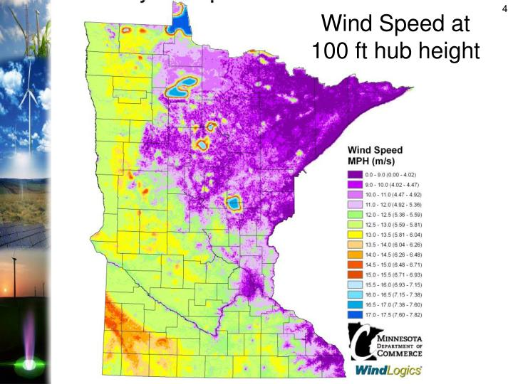 Wind Speed at