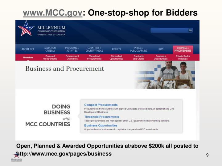 www.MCC.gov