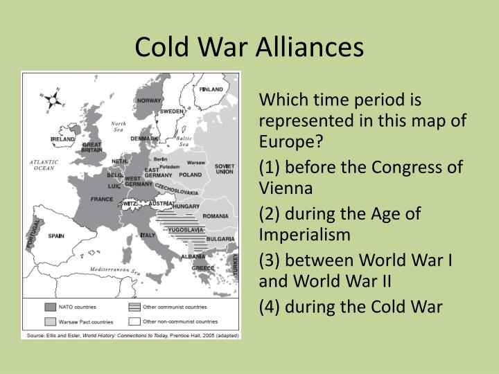 Cold War Alliances