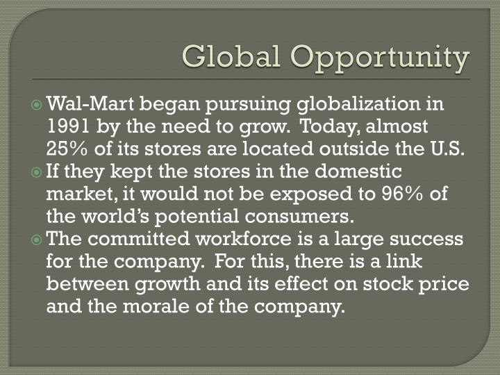 Global Opportunity