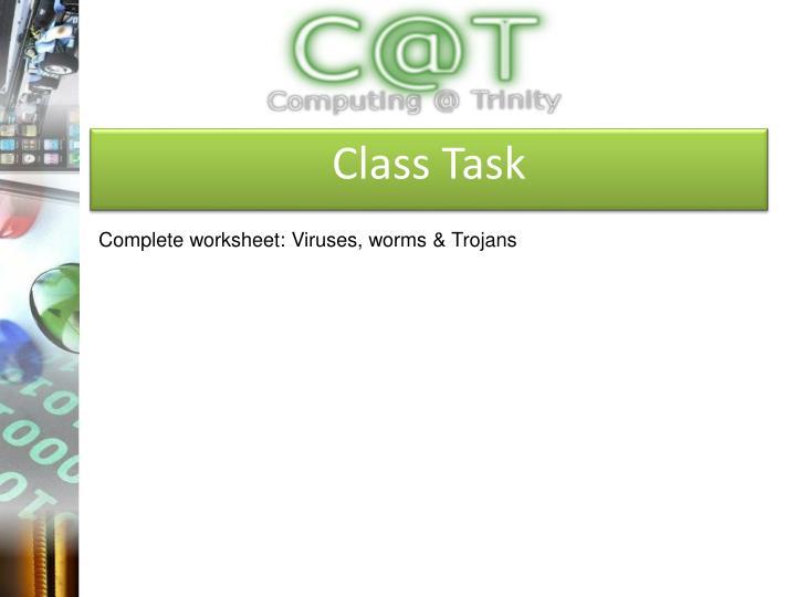 Class Task