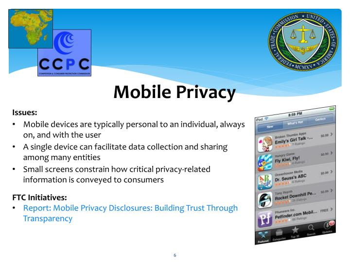 Mobile Privacy