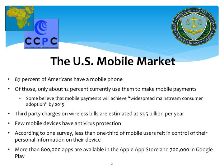 The U.S. Mobile Market