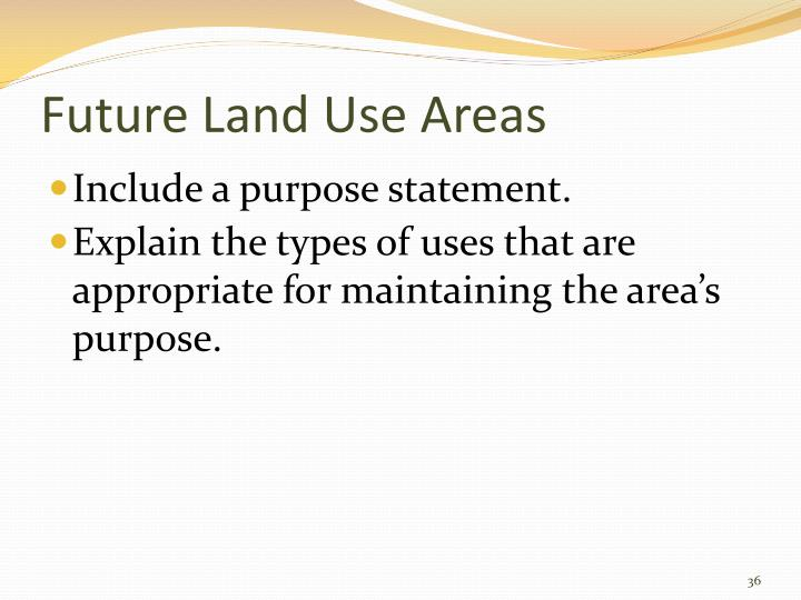 Future Land Use Areas