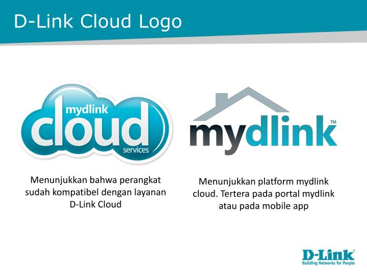 D-Link Cloud Logo
