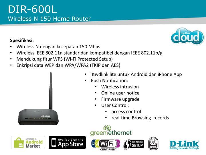 DIR-600L