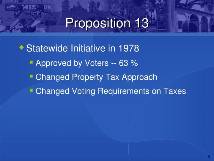 Proposition 13