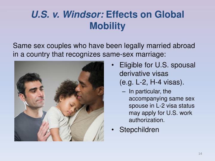 U.S. v. Windsor: