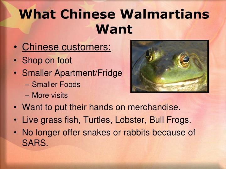 What Chinese