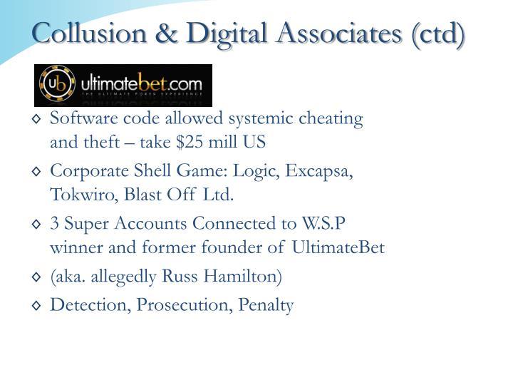 Collusion & Digital Associates (