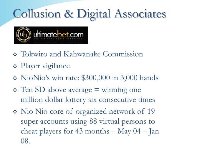 Collusion & Digital Associates