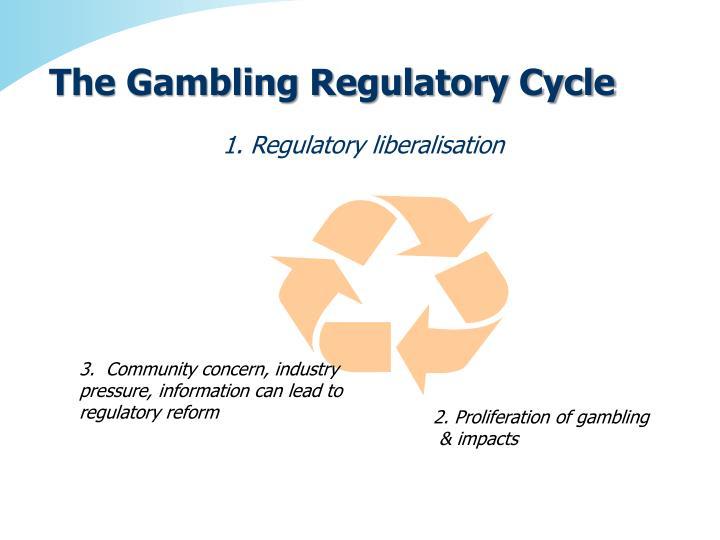 The Gambling Regulatory Cycle
