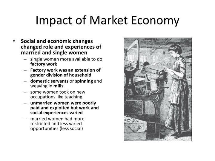 Impact of Market Economy