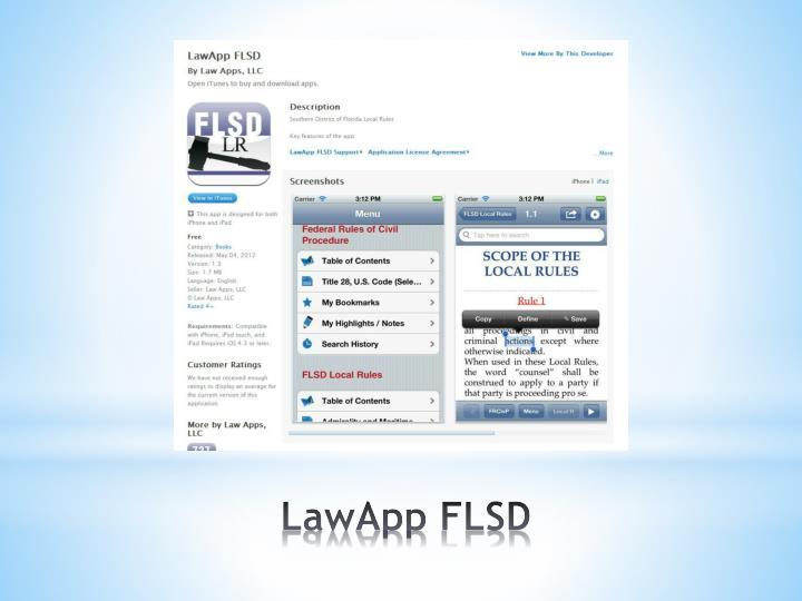 LawApp