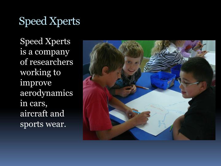 Speed xperts