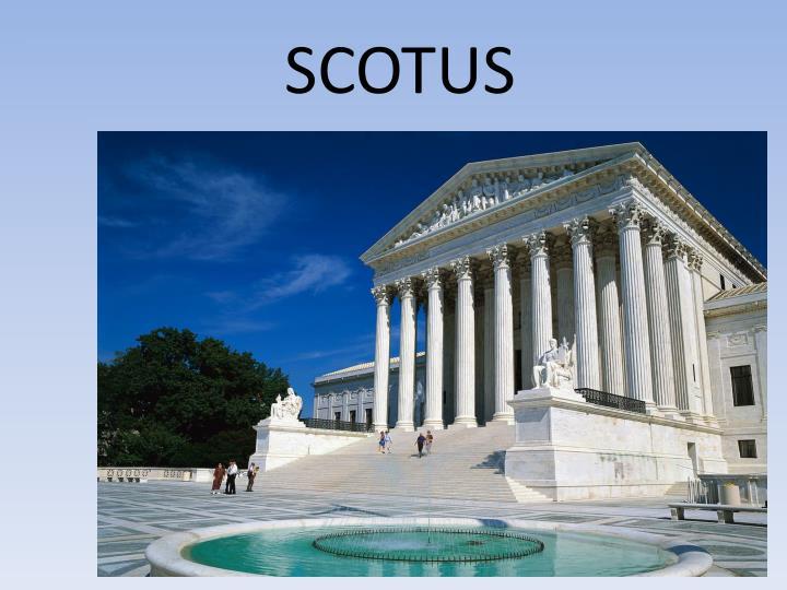 SCOTUS