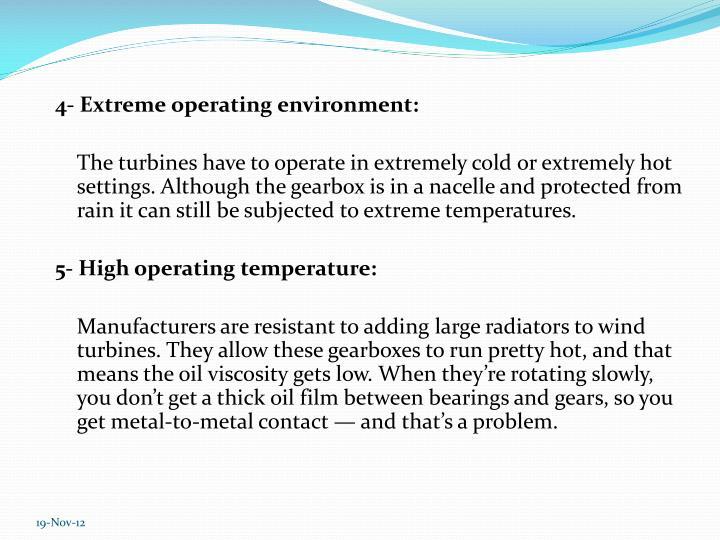 4- Extreme