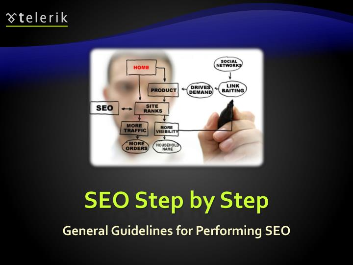 SEO Step by Step