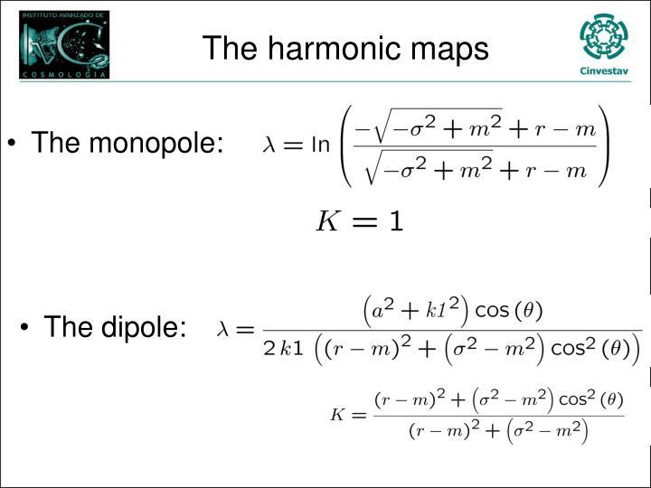 The harmonic maps