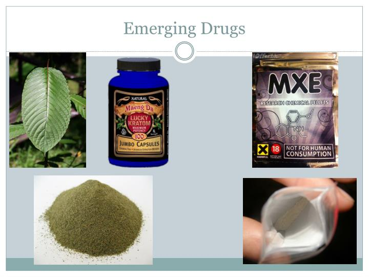 Emerging Drugs
