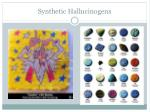 synthetic hallucinogens