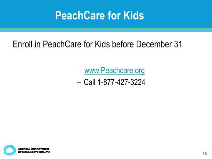 PeachCare