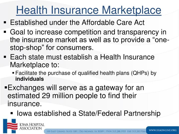Health Insurance Marketplace
