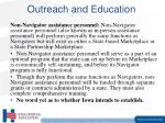outreach and education1