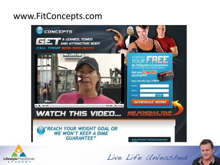 www.FitConcepts.com