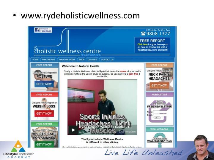www.rydeholisticwellness.com