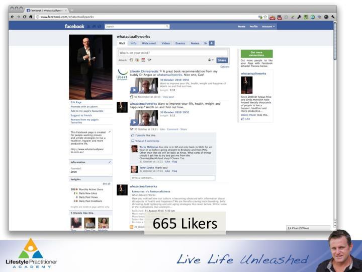 665 Likers