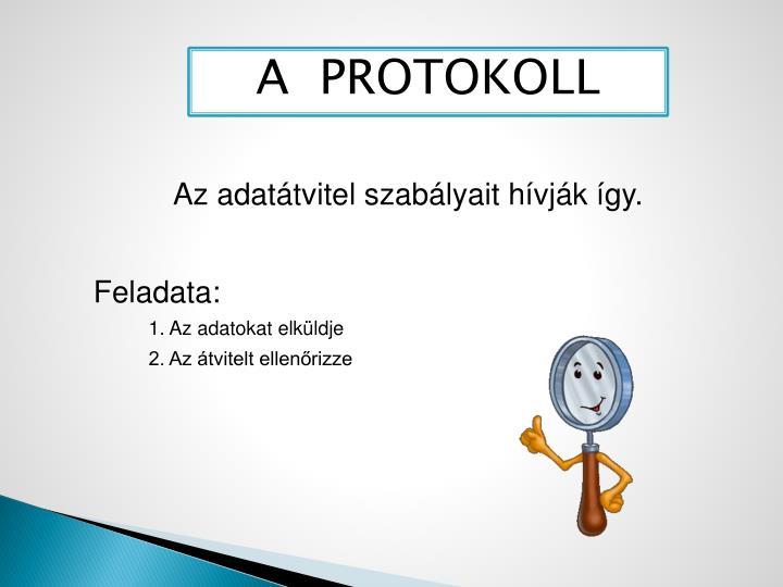 A  PROTOKOLL