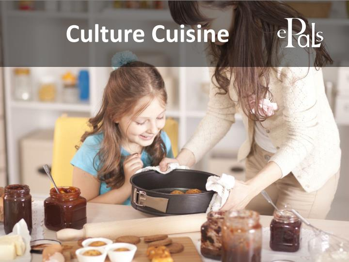 Culture Cuisine