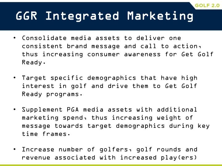 GGR Integrated Marketing