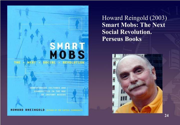Howard Reingold (2003)