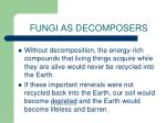 fungi as decomposers1