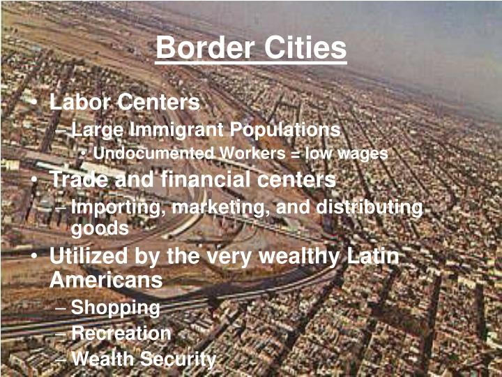 Border Cities