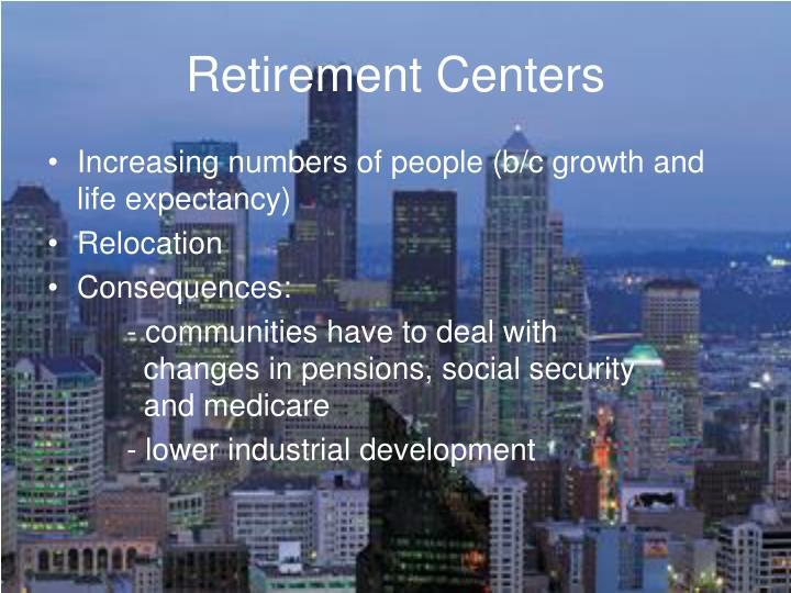 Retirement Centers
