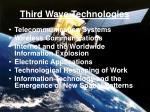 third wave technologies