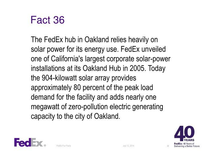 Fact 36