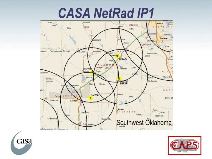 CASA NetRad IP1